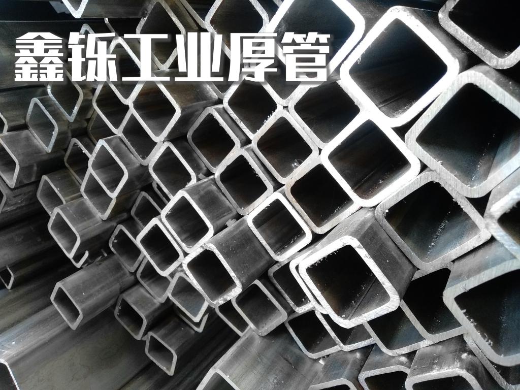 304不锈钢管40*40*3.8*6000 佛山市鑫铄不锈钢出品