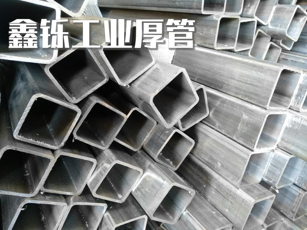 304不锈钢管60*60*3.8*6000 佛山市鑫铄不锈钢出品